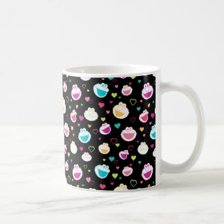 Taza De Café Modelo dulce del corazón de la materia de Elmo y