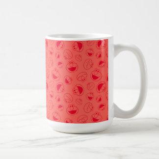 Taza De Café Modelo rojo impresionante de Elmo el |