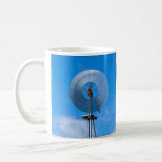 Taza De Café Molino de viento de Aermotor