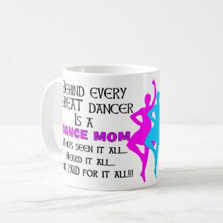 Taza De Café Momia de la danza