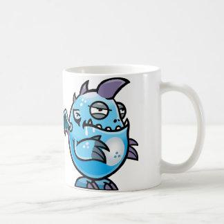Taza De Café Monstruo del espacio
