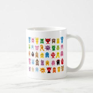 Taza De Café Monstruos estupendos todos