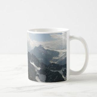 Taza De Café Montañas suizas