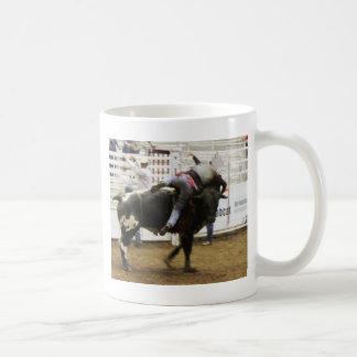 Taza De Café Montar a caballo de Bull