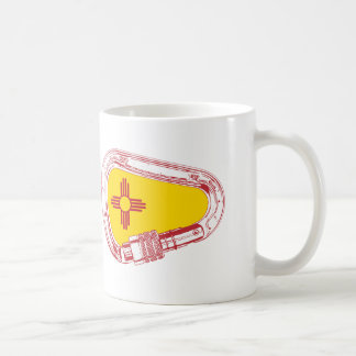 Taza De Café Mosquetón que sube de New México