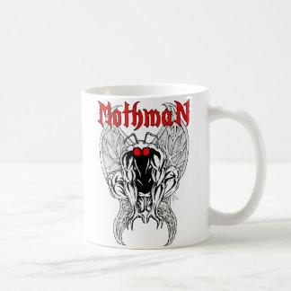 Taza De Café Mothman