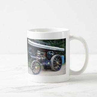 Taza De Café Motores de tracción del vapor