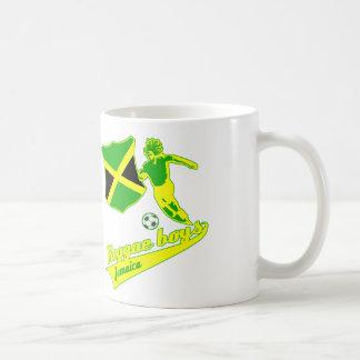 Taza De Café Muchachos jamaicanos del reggae