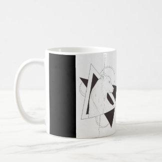 Taza De Café Mug el Zorro y el Oso