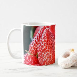 Taza De Café Mug fresa