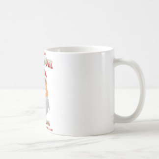 Taza De Café Mug - incluso el Papá Noel es calvo