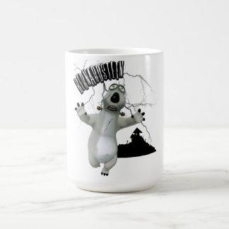 Taza De Café mug, taza, bernard bear, oso berni,