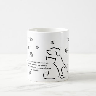 Taza De Café mug veterinario