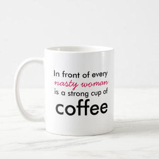 Taza De Café Mujer desagradable