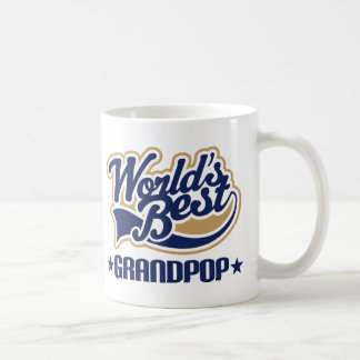 Taza De Café Mundos el mejor Grandpop
