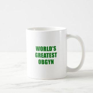 Taza De Café Mundos el OBGYN más grande