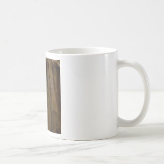 Taza De Café músculos tallados en roca