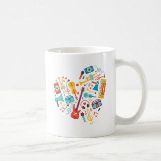 Taza De Café Música
