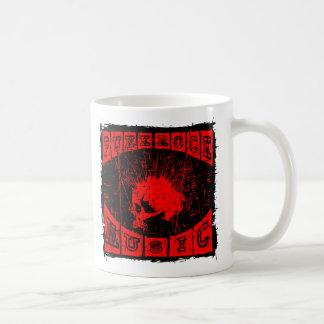 Taza De Café música de punk rock