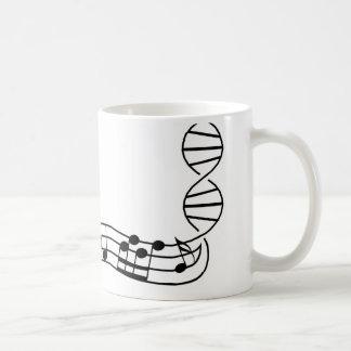 Taza De Café Música: está en mi DNA