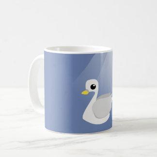 Taza De Café Nadada del pato