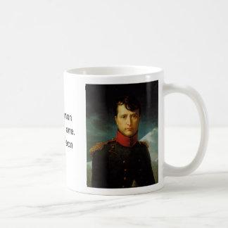 Taza De Café Napoleon, Napoleon, manhates verdaderos de A