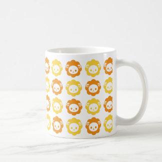 Taza De Café naranja de las ovejas