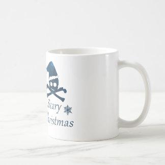 Taza De Café Navidad asustadizo