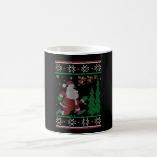 Taza De Café Navidad corriente