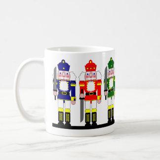 Taza De Café Navidad del cascanueces personalizado