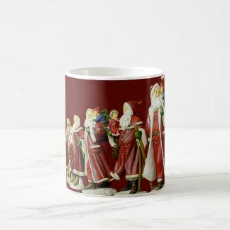 Taza De Café Navidad Papá Noel
