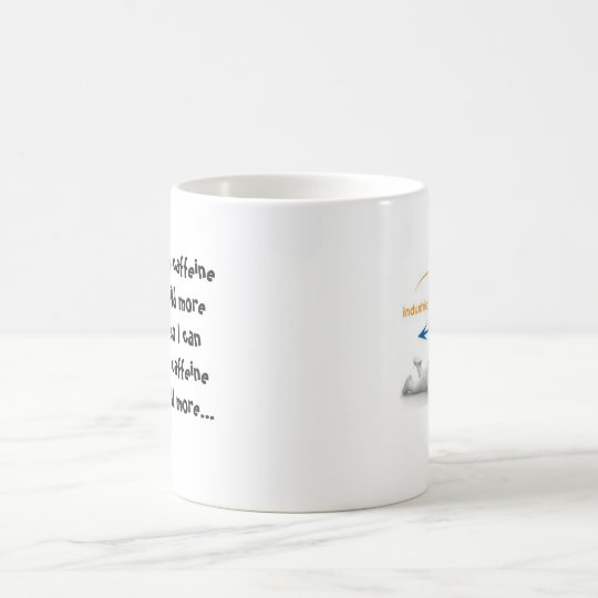 Taza De Café Necesito más cafeína…