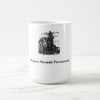 Taza De Café Nevada occidental paranormal
