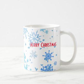 Taza De Café Nevadas del navidad