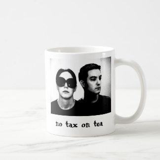 Taza De Café Ningún impuesto sobre té