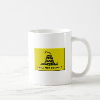 Taza De Café No cumpliré