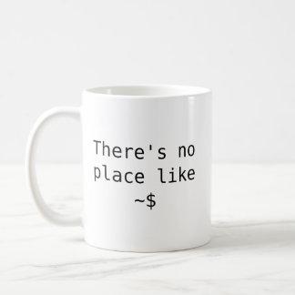 Taza De Café No hay lugar como hogar