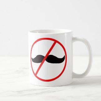 Taza De Café No más de bigotes