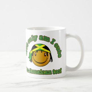 Taza De Café ¡No sólo soy lindo yo soy jamaicano también!