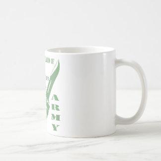 Taza De Café No tenga miedo si usted nos ve tener miedo cuando
