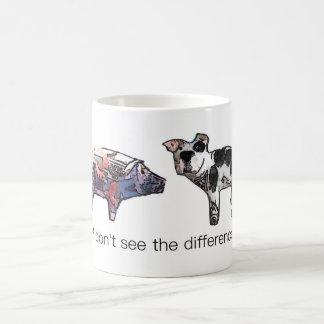 Taza De Café No veo la diferencia