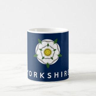 Taza De Café nombre británico del texto de la bandera de