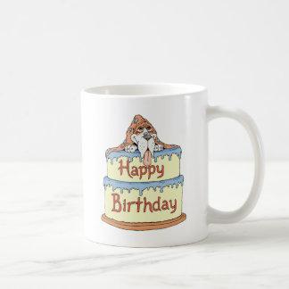 Taza De Café Normando del feliz cumpleaños