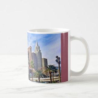 Taza De Café Nueva York, Nueva York en Las Vegas