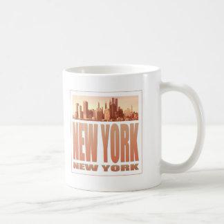 Taza De Café Nueva York NY