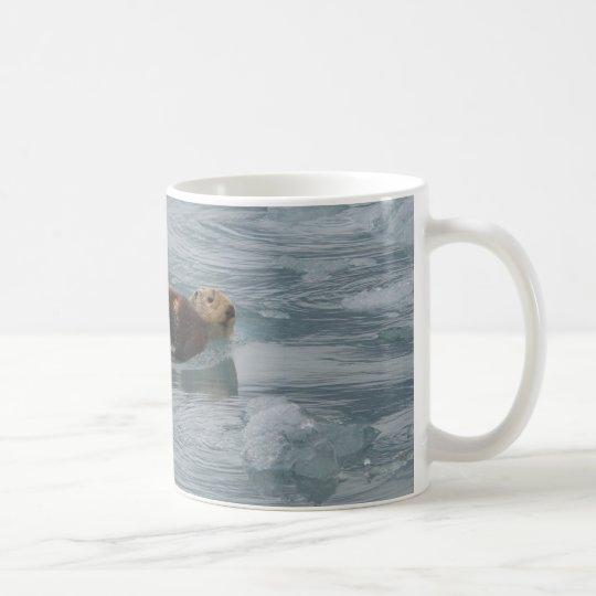 Taza De Café Nutria de mar