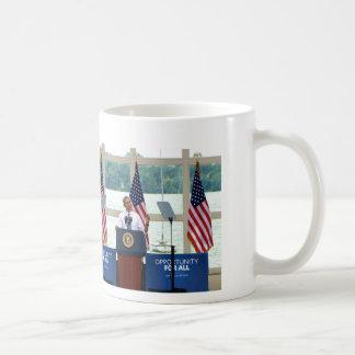 Taza De Café Obama en el lago Harriet