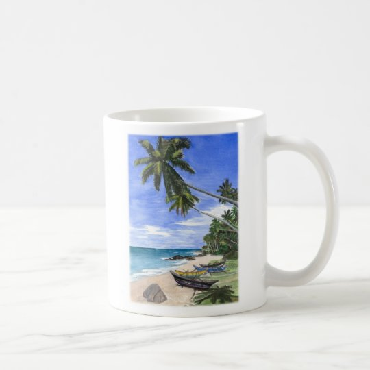 Taza De Café Oceanview