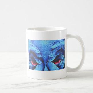 Taza De Café Ojos del rojo