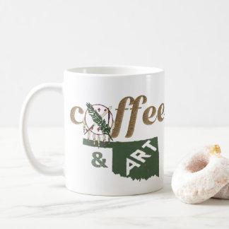 Taza De Café Oklahoma - café y arte